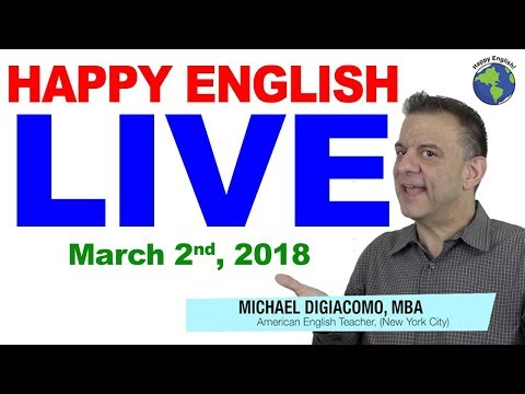 Confusing Words and Tricky Pronunciation - Michael From Happy English