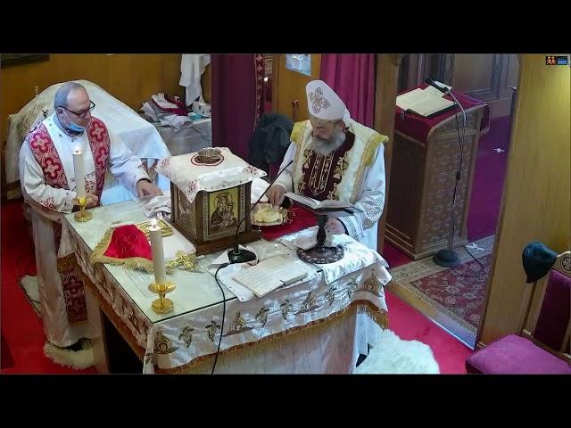 Friday Liturgy 15/10/2021 - Livestream