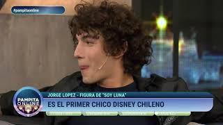 Jorge López confirma su relación con Ana Jara ♥