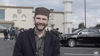 New Converts to Islam Ahmadiyya Meet Huzoor (aba)