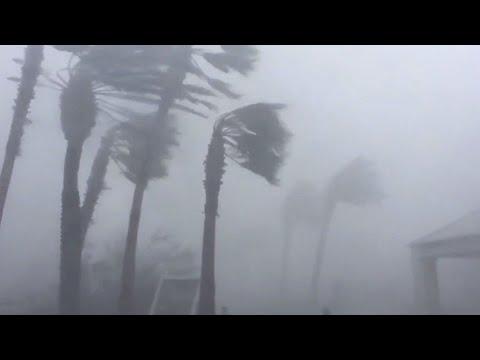 El poderoso huracán Michael azota Florida con vientos de hasta 250 km/h
