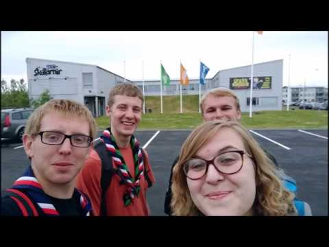 Aztec Network Explorer Belt - Iceland 2017