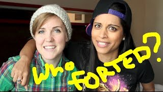 THE FORT CHALLENGE (ft. Superwoman!)