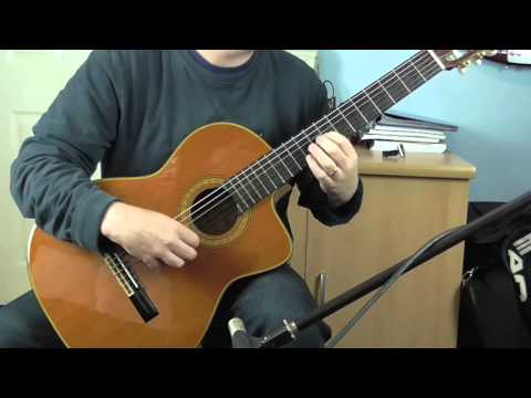 Für Elise - Ludwig Van Beethoven - Solo Guitar
