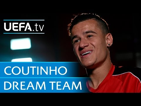 Philippe Coutinho – My dream five-a-side