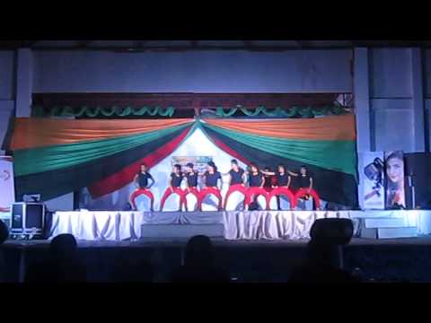 Pasiklaban Inter School Dance Competition 2013 Boyz Got High From WMSU-ESU