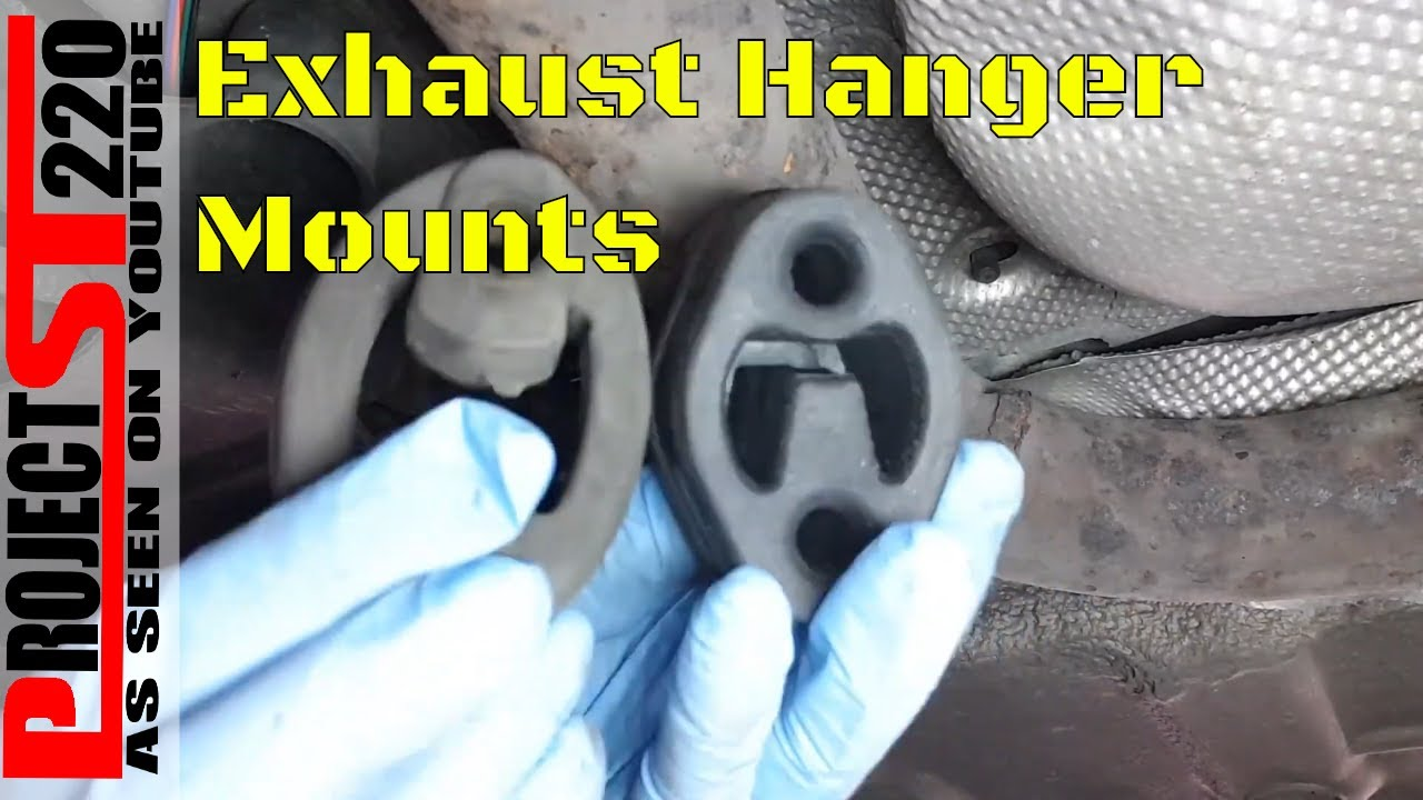 Mounts ROVER 25 /& 45 Exhaust Mounting Rubber