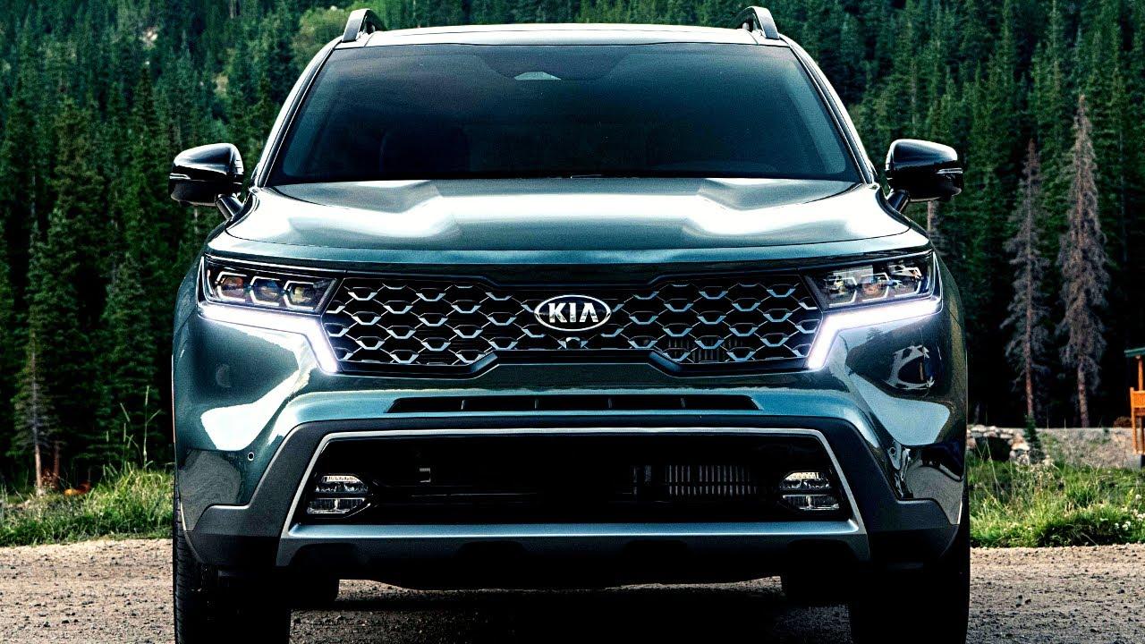 2021 Kia Sorento – Impressive Midsize SUV!