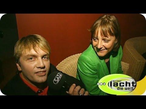 Angela Merkel Interview | Darüber lacht die Welt mit Hape Kerling