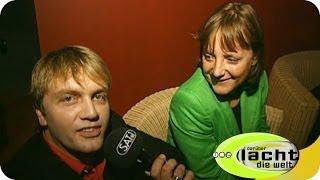 Angela Merkel Interview