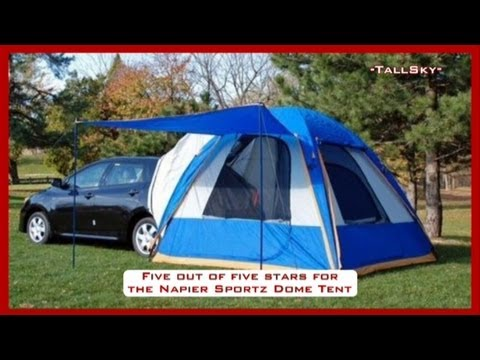 tent review sportz dome to go vehicle tent small hatchback cuv model 86000 napier enterprises. Black Bedroom Furniture Sets. Home Design Ideas