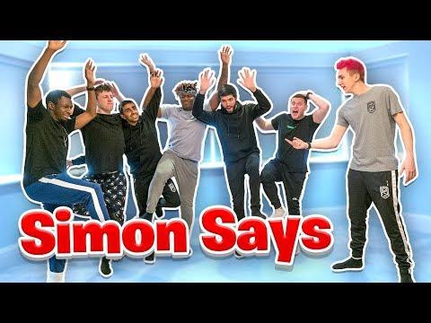 SIDEMEN SIMON SAYS!