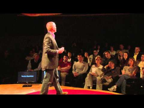 An actor's guide to real life | Timothy Deenihan | TEDxQuinnipiacU