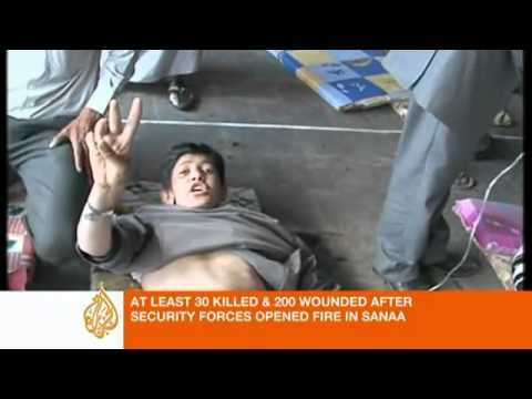 Deadly Crackdown in Yamen