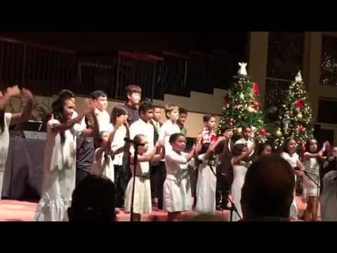 Hawaiian Mission Academy Ka Lama Iki Christmas 2014