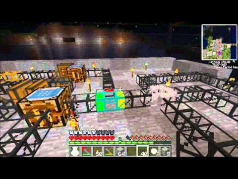 Tekkit Minecraft Solar Panel Factory Part 3 3 Youtube