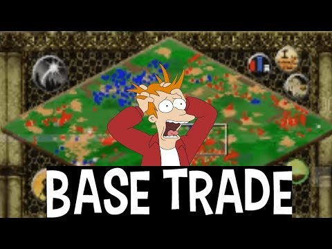 AoE2 - The Great Base Trade!