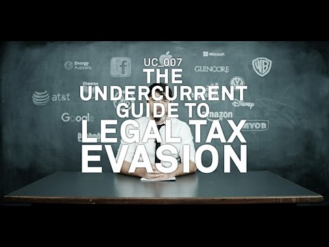 UC_007 The Guide to Legal Tax Evasion