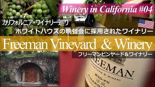 【バーチャルワイナリー巡り④】今注目のフリーマンワイナリーを訪問! / 日本人醸造家アキコ・フリーマンさんのインタビュー映像付き Freeman Winery, Sonoma Coast