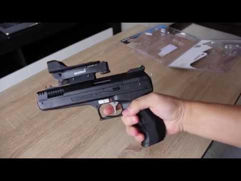 Пневматичний пістолет Beeman P17 (14290355)