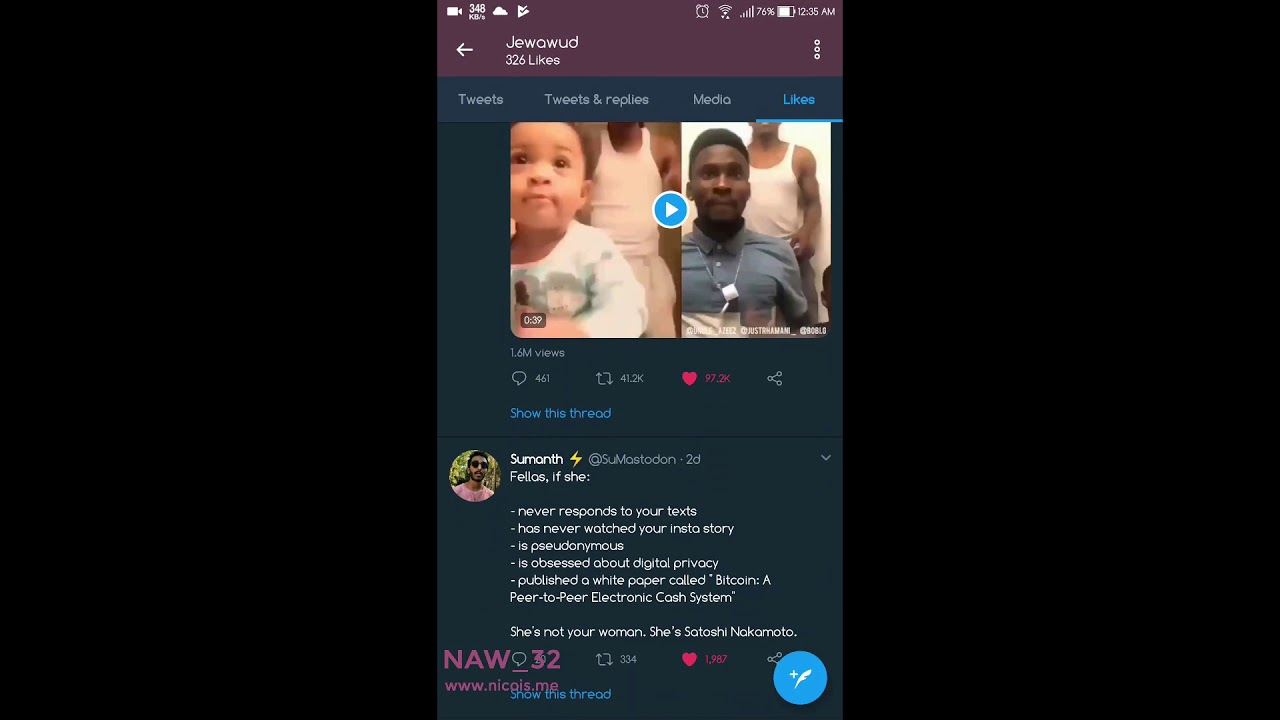 How to download videos from twitter android app | How to download