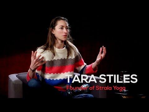 Tara Stiles on Strala Yoga, Health Coaching & Happiness   IIN Depth