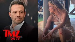 Ben Affleck Started Reaching Out to Jennifer Lopez Back in February | TMZ TV