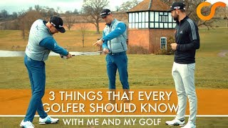 3 THINGS THAT EVERY GOLFER SHOULD KNOW