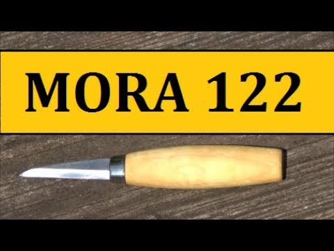 Mora 122 Wood Carving Knife Review