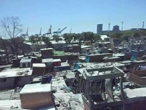 Shanty town villa miseria buenos aires argentina youtube for Villas en argentina