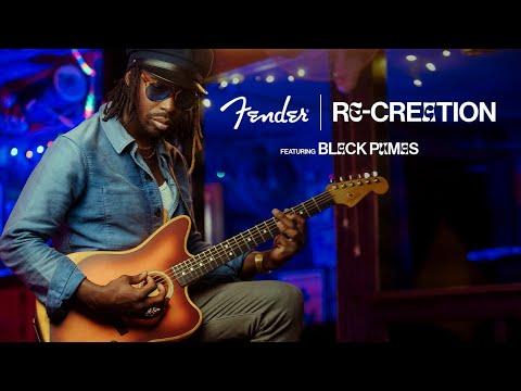 ReCreation: Eric Burton of Black Pumas | American Acoustasonic Series | Fender