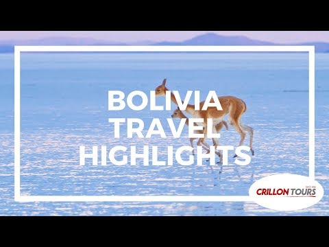 Bolivia Travel Highlights - Drone Footage