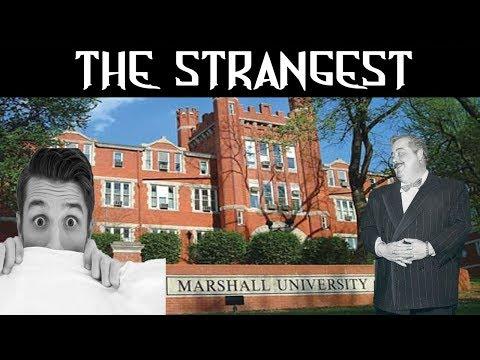 Marshall University: Haunted Universities Feat. GoodnightGoosebumps