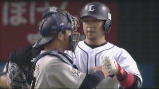 因縁の対決でナカジがキレる!! Bs西川も迎え撃つ!! 2012.09.13 L-Bs