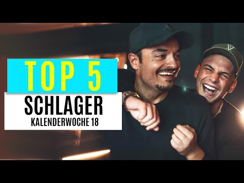 top-5-schlager-hit-videos---schlager-hit-mix---kalenderwoche-18