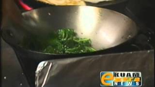 Gof Mangge: Filet Of Wahu W/coconut Ginger & Mango Mashed Potatoes
