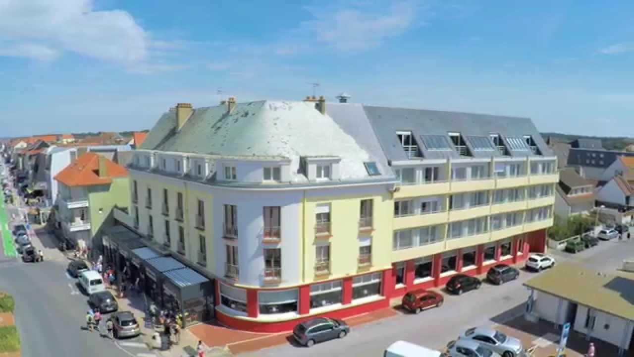 Hotel De La Terrasse Fort Mahon Plage