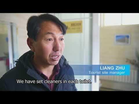 """Toilet revolution"" improves tourist satisfaction in China"