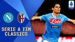 Napoli v Bologna (2012)   Cavani, Hamsik and Gilardino Star!   Serie A TIM Classics   Serie A TIM