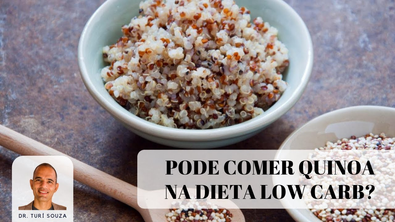 quinoa dieta low carb