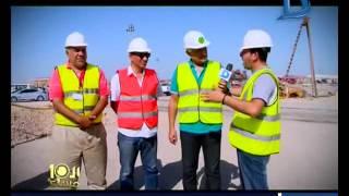 العاشرة مساء مع وائل الابراشى حول التنمية فى سيناء حلقة 1-11-2016