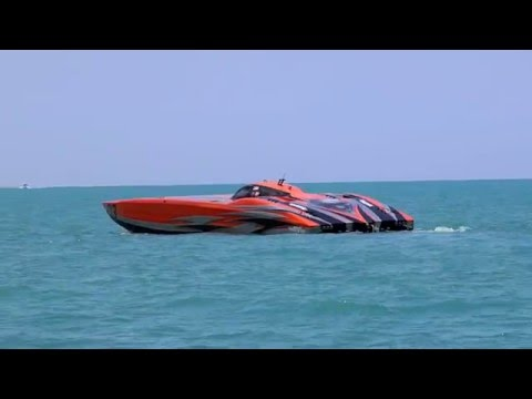 CMS Offshore Racing - 2016 Cocoa Beach Grand Prix