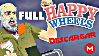 Descargar Happy Wheels Para PC Versión Completa [2017] [Full]