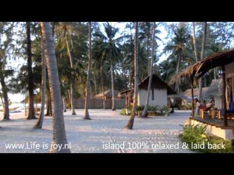 Thailand islands Koh Tao and Koh Phangan sightseeing full moon and beaches