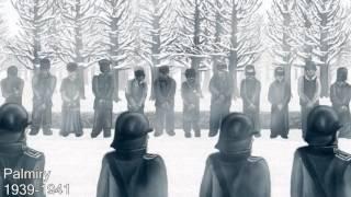 Ludobójstwo. Animowany film dokumentalny