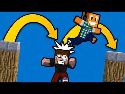 POWRÓT NAJLEPSZEGO DUO! - Minecraft Spiral Parkour | ZIO i LJAY