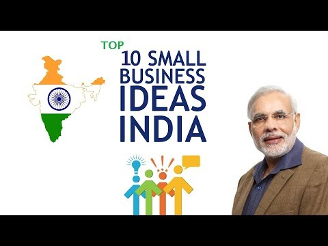 Top 10 Profitable Small Scale Business Ideas in India 2018
