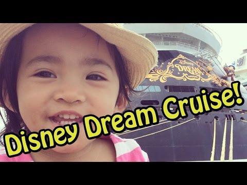 Disney Dream Cruise to The Bahamas!