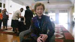interview with 1st female president of ireland mary robinson