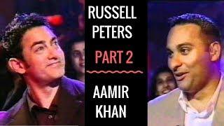Russell Peters interviews Aamir Khan part 2